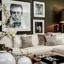 Elegant Living Room Design Christmas Decorating Ideas For Small 9 Glam An Daily Dream Decor