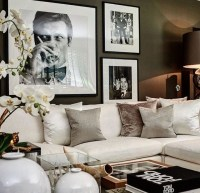 9 Glam ideas for an elegant living room - Daily Dream Decor
