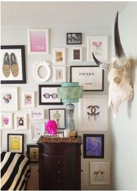 5 Ideas for an outstanding gallery wall - Daily Dream Decor
