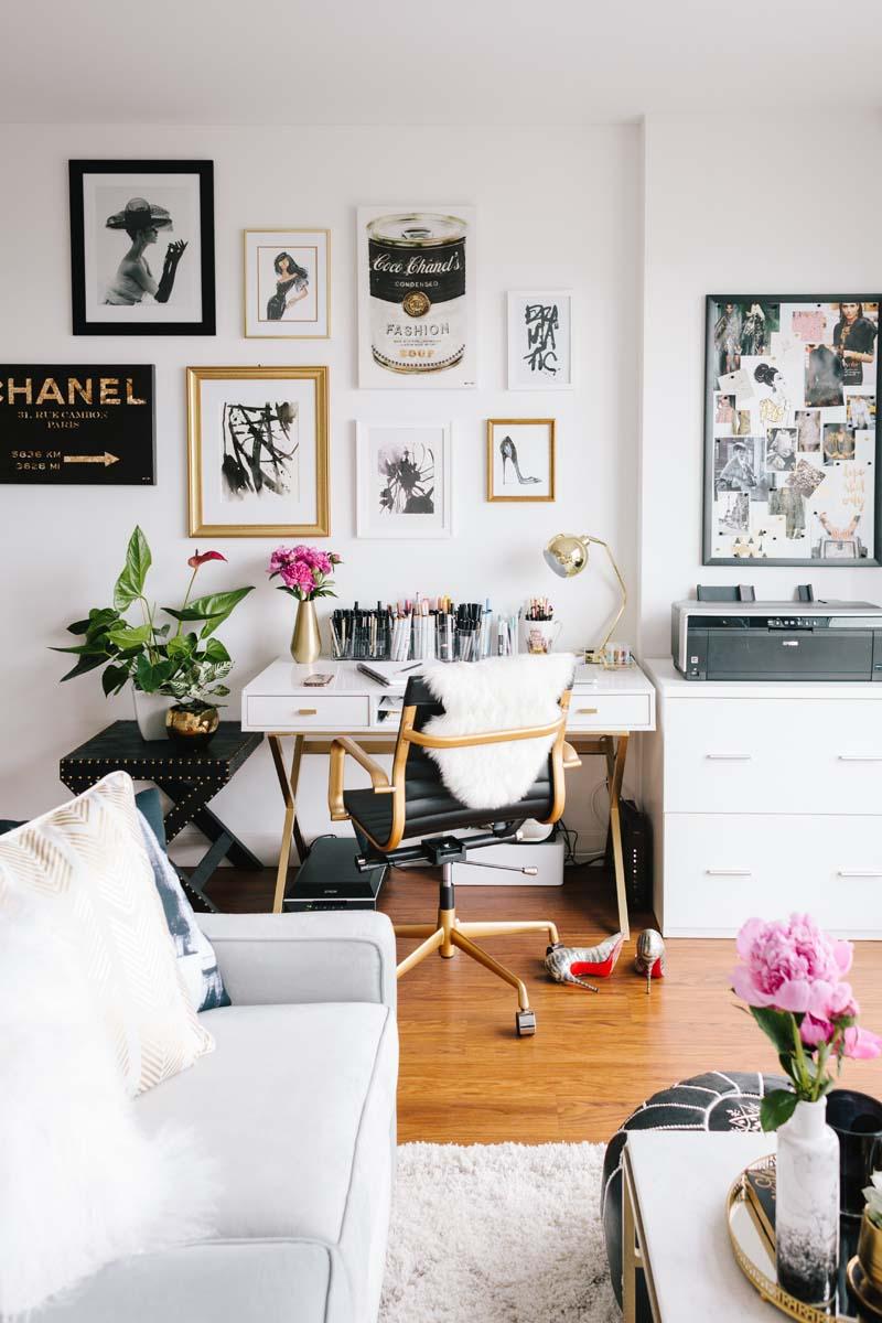 Dreamy studio apartment in San Francisco  Daily Dream Decor