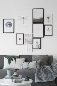 8 Tips on how to make the perfect gallery wall - Daily ...