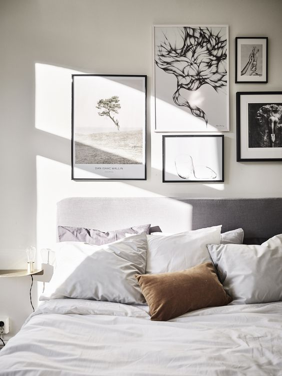 7 dreamy gallery wall