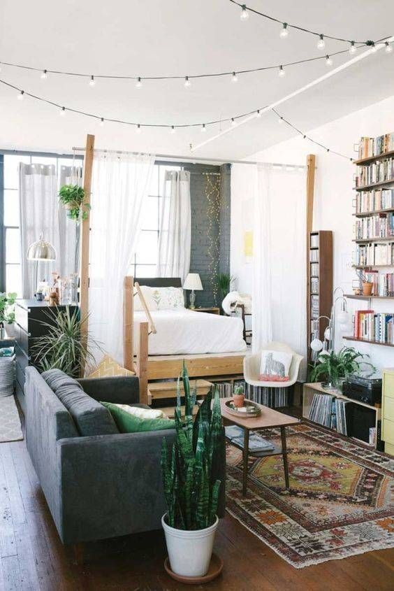 9 Dreamy Bedroom Ideas For Tiny Apartments Daily Dream Decor