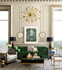 How to mix & match Emerald green into your dreamy home ...