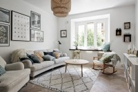 A dreamy & cozy Scandinavian apartment - Daily Dream Decor