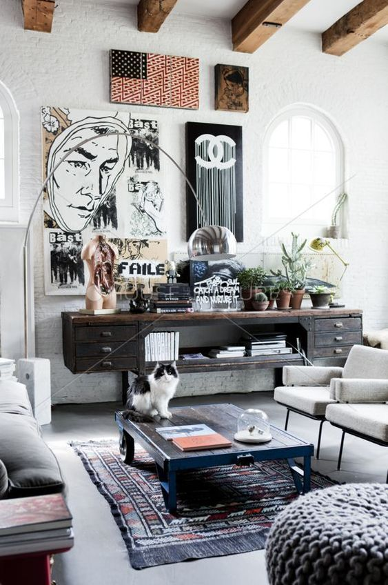 8 Dreamy Hipster Home Ideas For A Cool Living Space