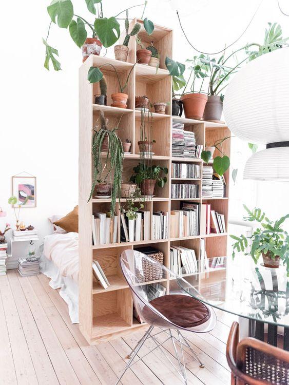 your studio apartment look bigger