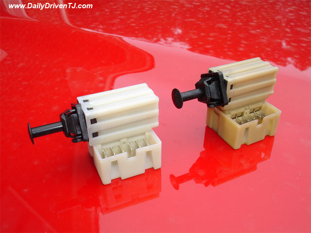 2010 Jeep Commander Wiring Diagram Replacement Brake Light Switch Replacement