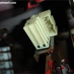 2002 Jeep Grand Cherokee Wiring Diagram 1995 Honda Civic Radio [replacement] Brake Light Switch Replacement