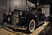 1938 Packard Model 12 All-Weather Cabriolet