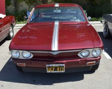 Racing Stripe Corvair