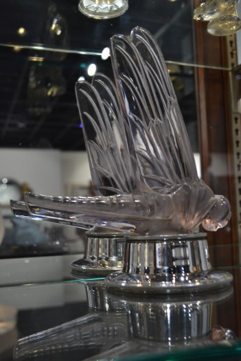 Lalique Hood Ornament