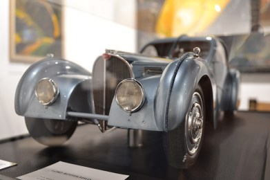 Bugatti Atlantic Model