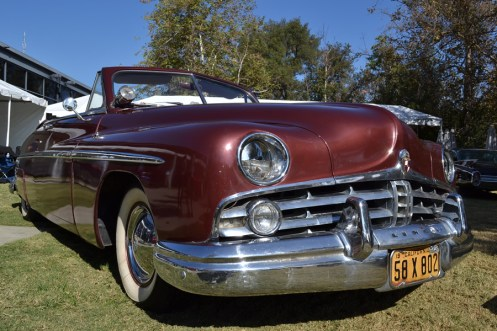 1949 Lincoln El Convertible