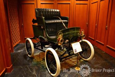 1901 Toledo Model A Steam Carriage