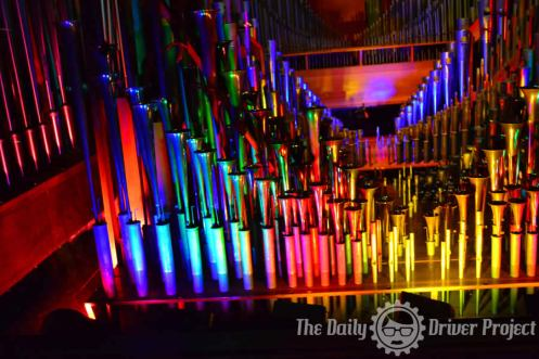Mighty Wurlitzer Theatre Pipe Organ