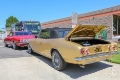 California Corvairs Open House