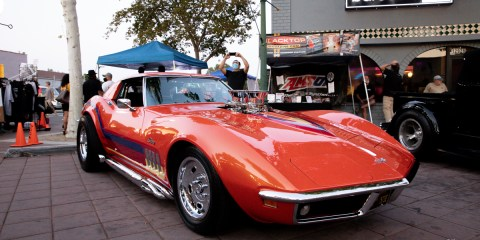 Historic Main Street Garden Grove Friday Night Cruise