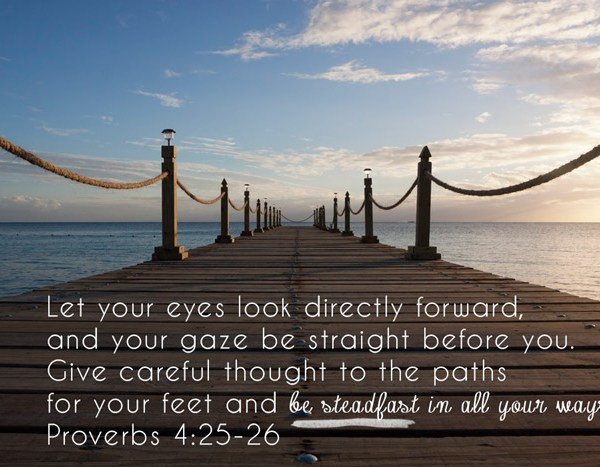 Steadfastness and Focus