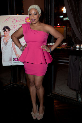 "Demetria Lucas of A Belle in Brooklyn, ""Cocktails with Belle"""