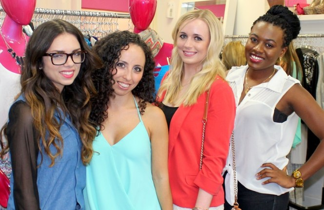 Style, Sweets, and Sips Recap, Blush Boutique, Flair Miami, Nany's Klozet, Fancy Things Blog