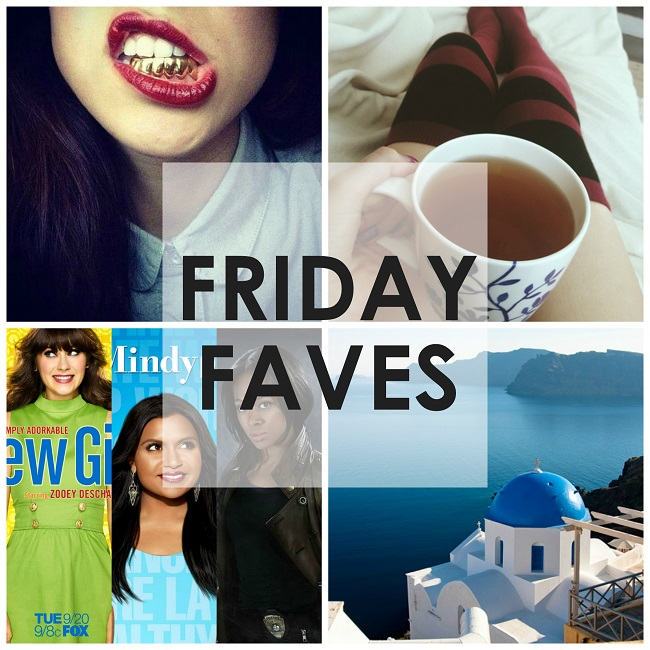 friday faves collage final