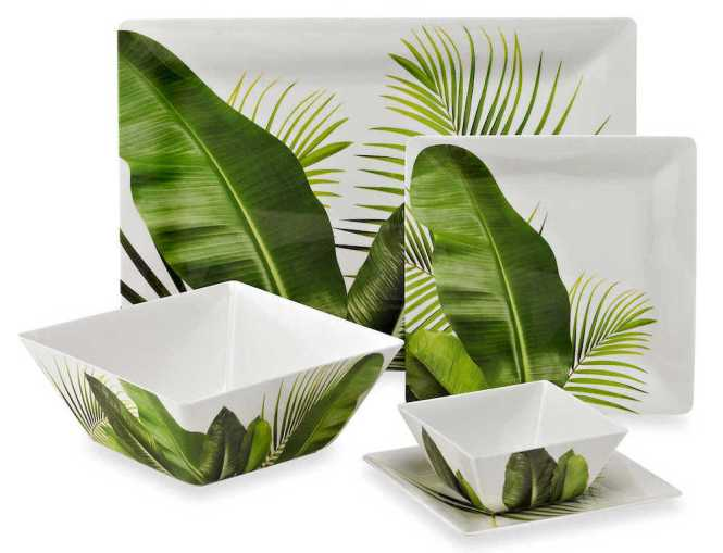 bed bath and beyond palm dishes copy