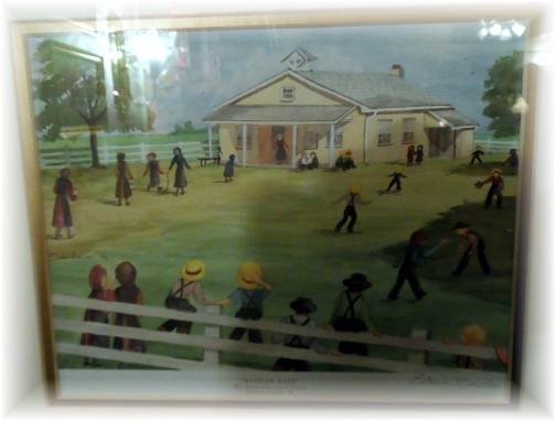 """Happier Life"" Amish school before shooting"