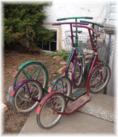 Lapp children scooters 4/17/15