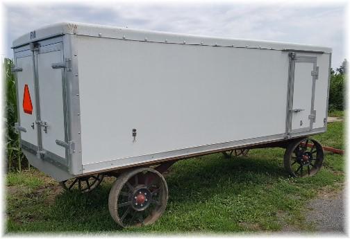 Bench wagon 7/15/17