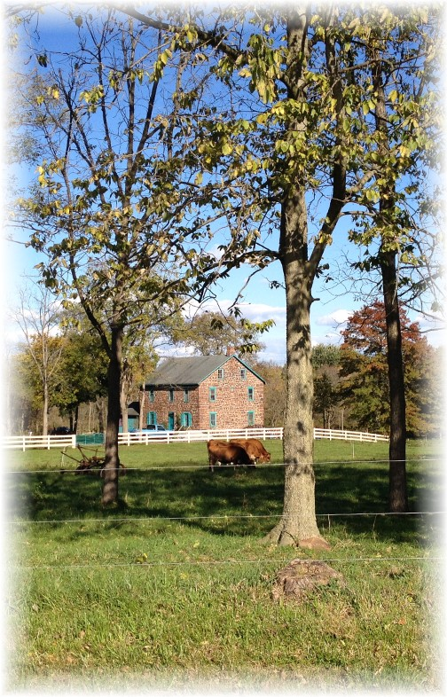 Lebanon County PA farmhouse 10/16/15