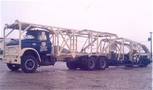 Auto Convoy truck