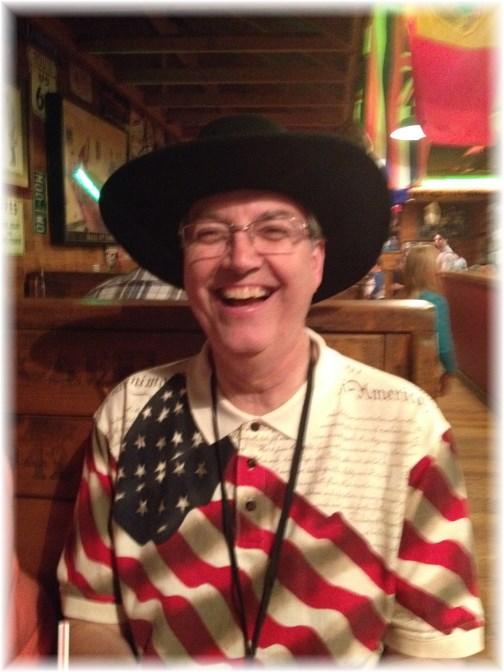 Chaplain Frank Lewis 6/23/14