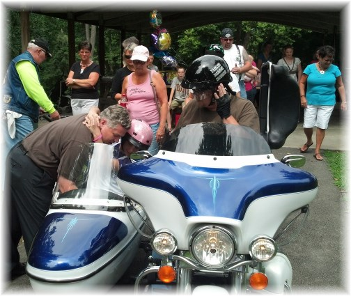 Katrina's bike ride 8/10/13