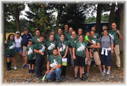 White Oak Display community service day 9/17/16