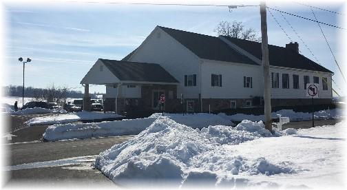 New Mastersonville church (Mount Hope Mennonite)