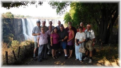 Mount Pleasant Zimbabwe work team 9/17