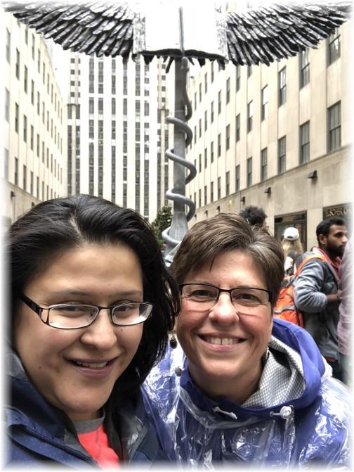 NYC selfie 5/13/18