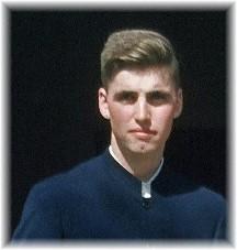 Mennonite man in suit