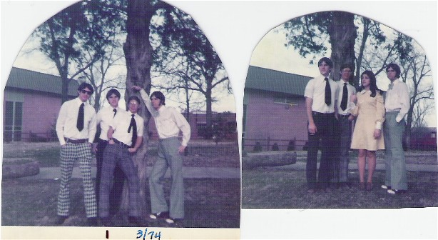 College friends 3/74