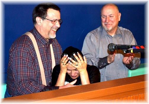 Ester's baptism photo 3/9/14