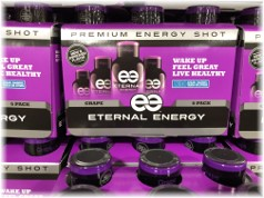 Eternal energy drink