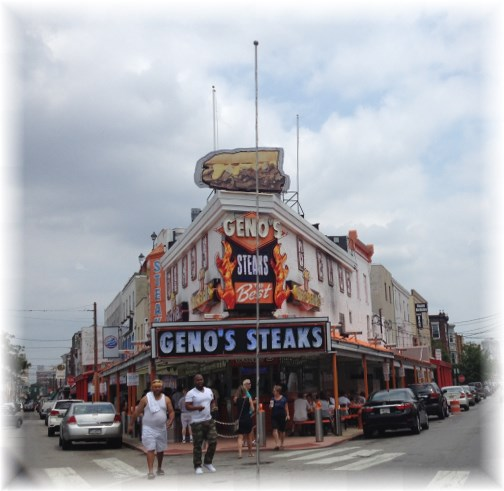 Geno's steak