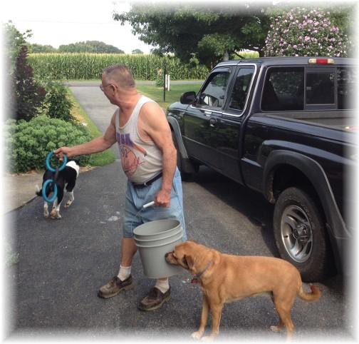 Neighborly kindness 7/30/15