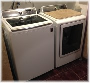 New washer and dryer 7/9/15