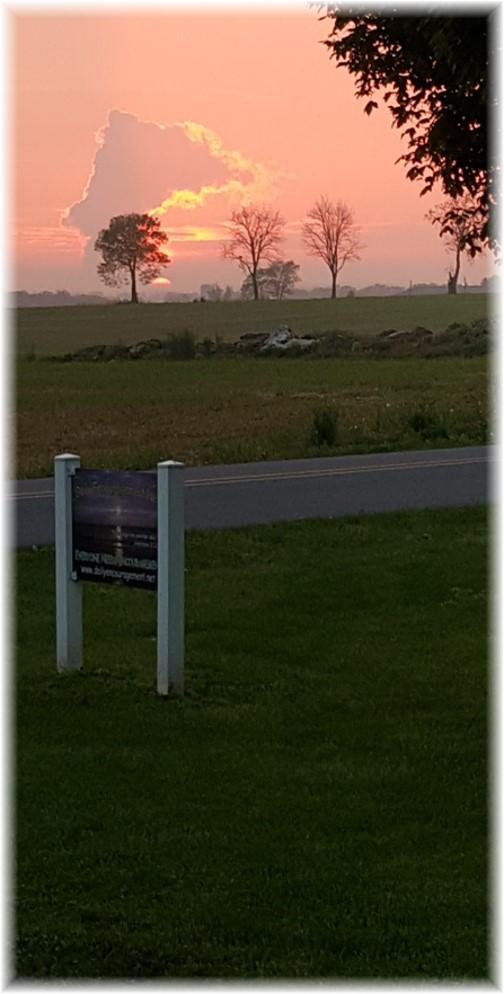 Sunset 5/11/16