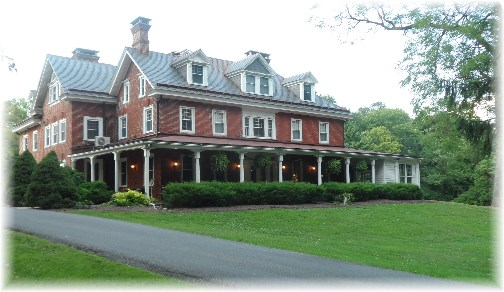 Cameron Estate Mansion 8/11/13