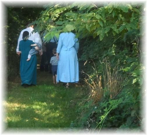 Donegal Creek walk 8/11/13