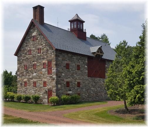 Ironstone Ranch barn 6/15/17