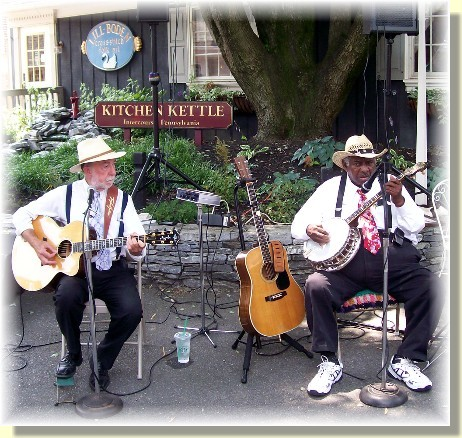 Kitchen Kettle Village Singers